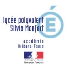 Logo Lycée Polyvalent Silvia Monfort