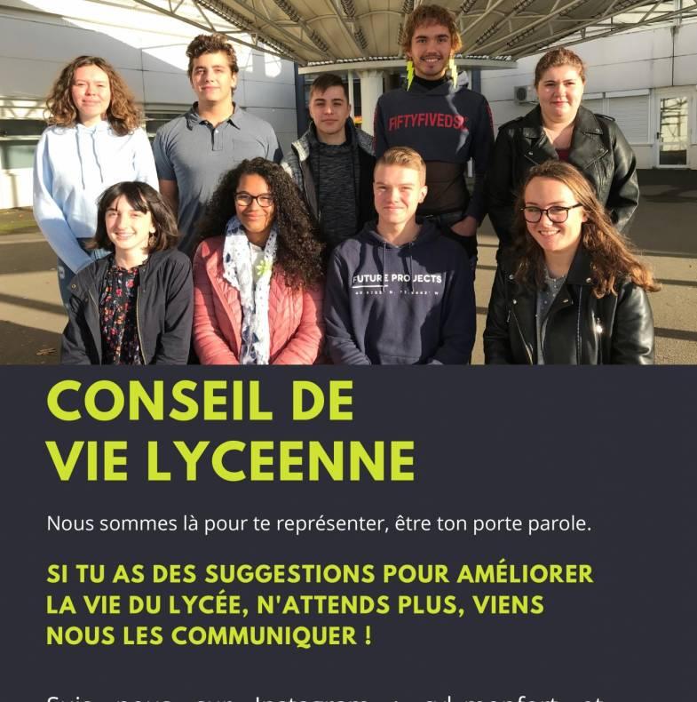 CVL - Améliore la vie de ton lycée !