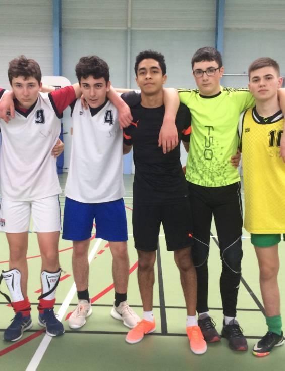 Championnat départemental de futsal