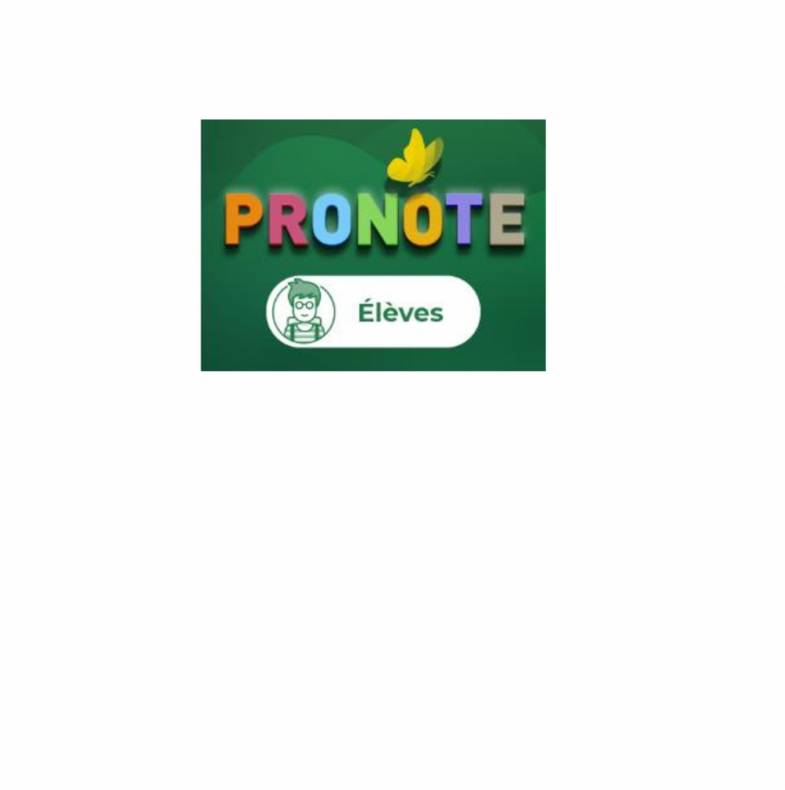 Obtenir Pronote sur son smartphone !