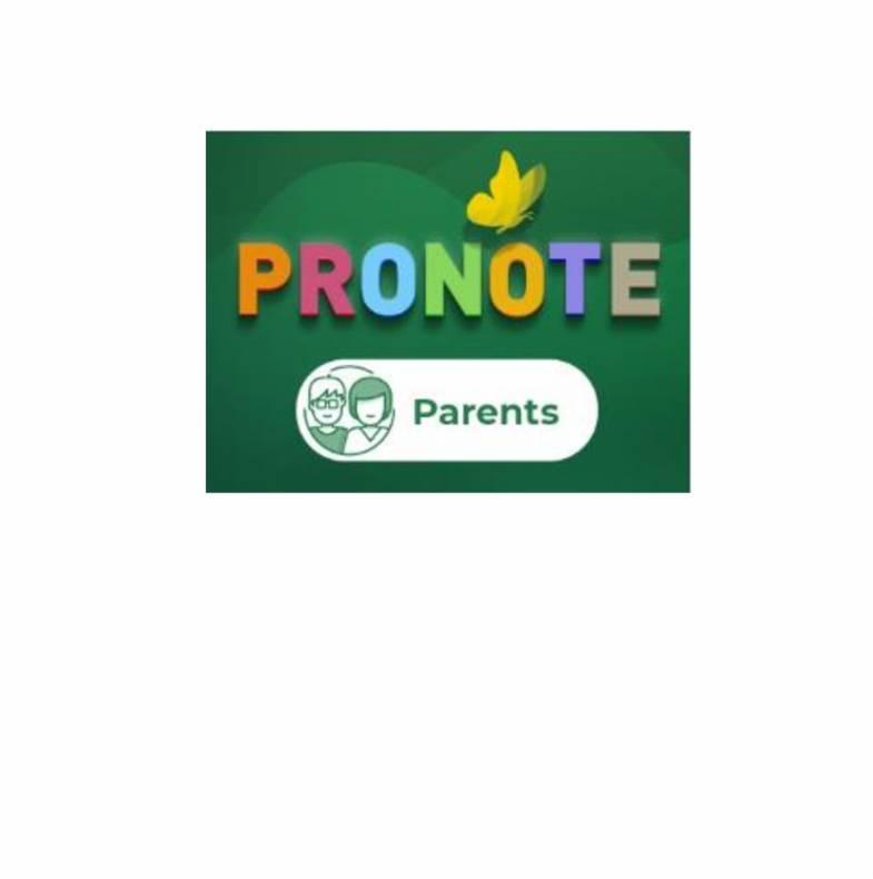 Accéder à Pronote pour les responsables légaux