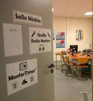 Salle médias